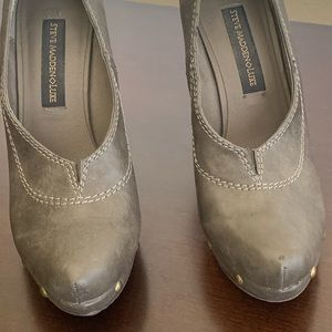Steve Madden Luxe Platform Heels